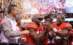 NCAA Football: Big Ten Football Championship-Ohio State vs Wisconsin
