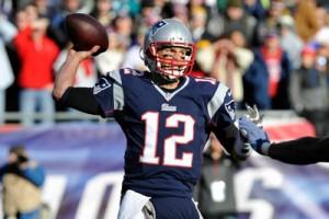 Tom Brady, ancora una volta leader e vincitore della AFC East