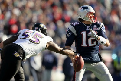 Tom+Brady+Terrell+Suggs+Baltimore+Ravens+v+EZKZx6WfrBrl