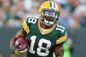 Randall Cobb, go-to-guy per il proprio quarterback
