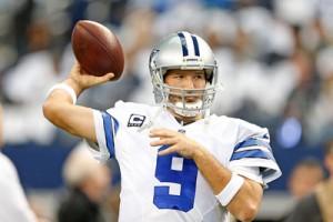 Tony Romo e la sua sinora indimenticabile stagione