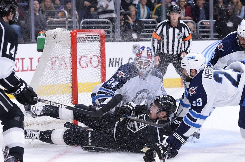 tanner-pearson-jay-harrison-nhl-winnipeg-jets-los-angeles-kings-850x560