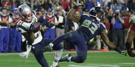 L'intercetto della vittoria, i Patriots campioni per la quarta volta