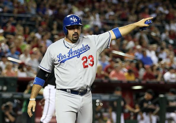 Adrian+Gonzalez+Los+Angeles+Dodgers+v+Arizona+jiKhP6FVCh3l