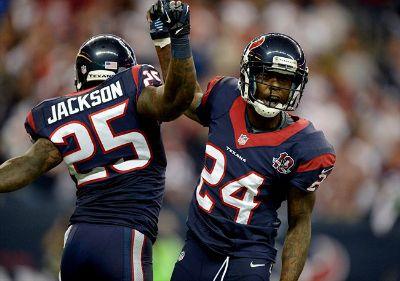 Kareem Jackson e Jonathan Joseph