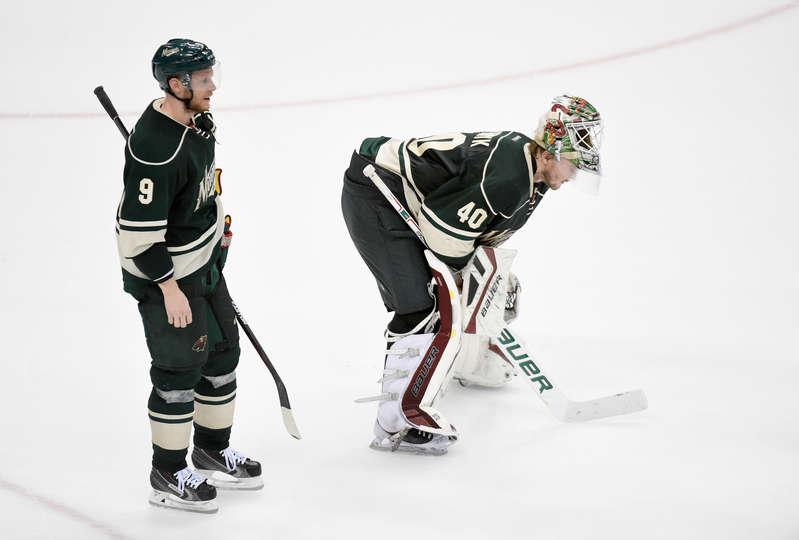Dubnyk e Koivu saranno le colonne dei Minnesota Wild 2015/2016