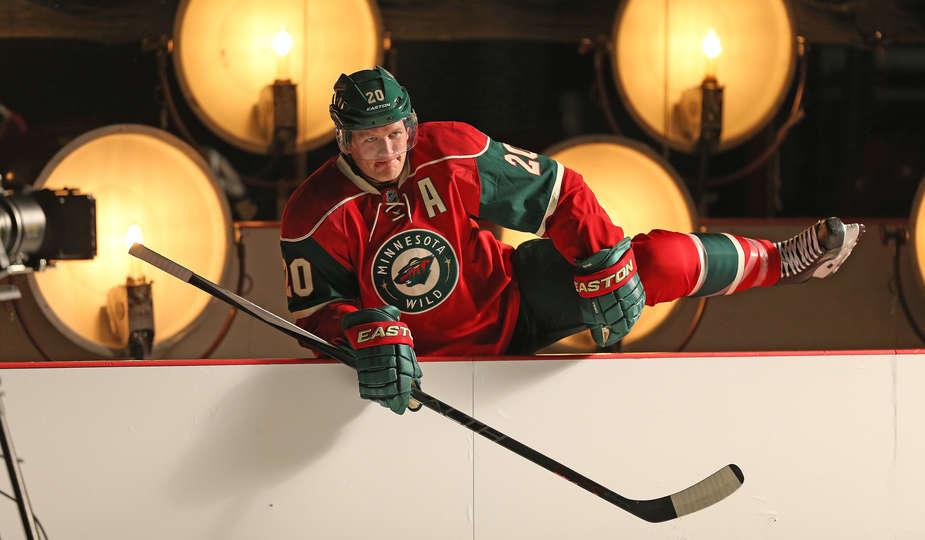 Ryan Suter rappresenta uno dei bastioni difensivi più forti della NHL