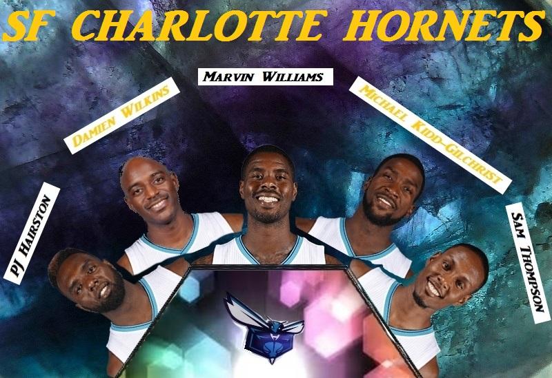 Hornets-SF Hornets