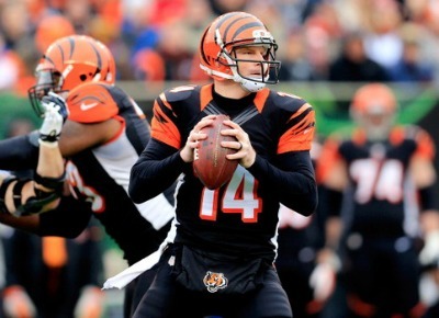 Andy Dalton, The Red Rifle