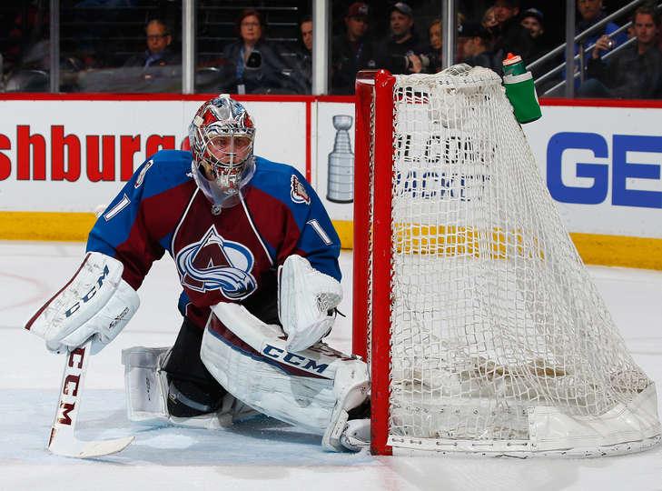 Semyon Varlamov spera di ripetere il suo grande 2014 e dimenticare il pessimo 2015