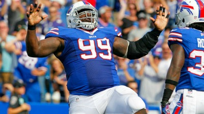 Marcell Dareus, indispensabile