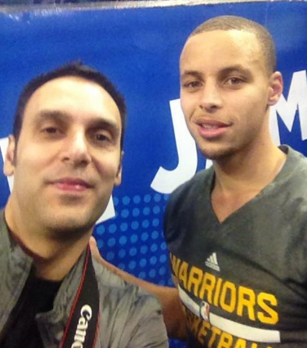 sergio e curry