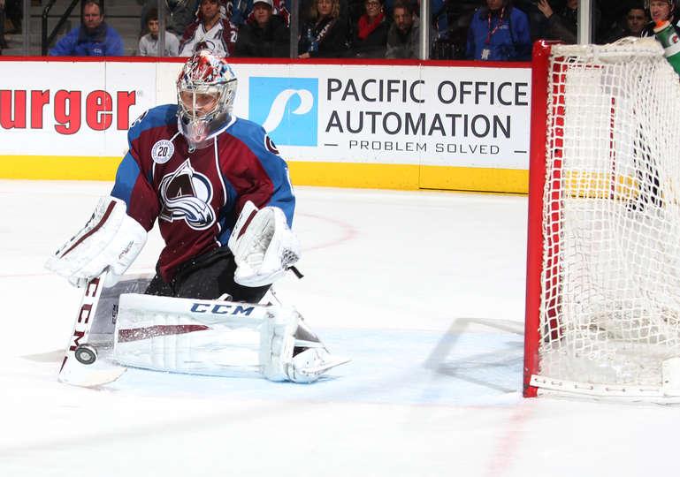 Varlamov sta tenendo gli Avs attaccati al treno playoff