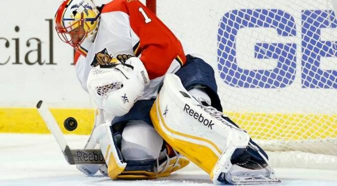 Panthers Blackhawks Hockey (2)