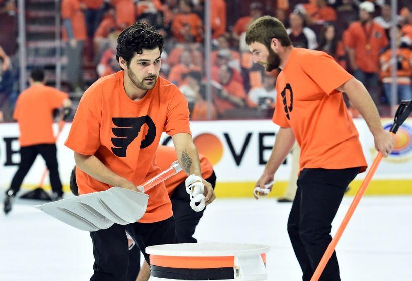 Stanley Cup Playoffs Ed Snider