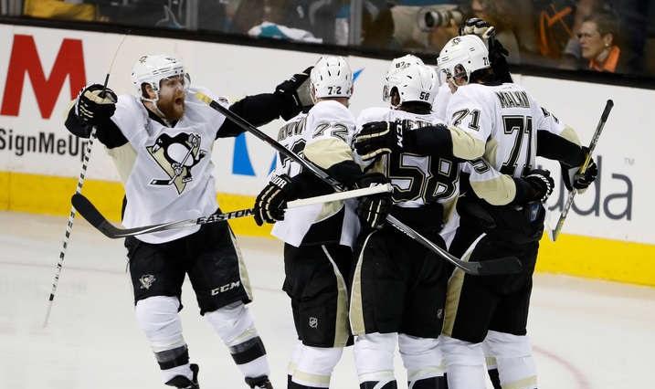 Malkin trascina Pittsburgh ad un passo dal Paradiso