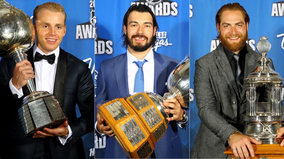 NHL Awards 2016 – Trionfano Chicago, Washington e Los Angeles