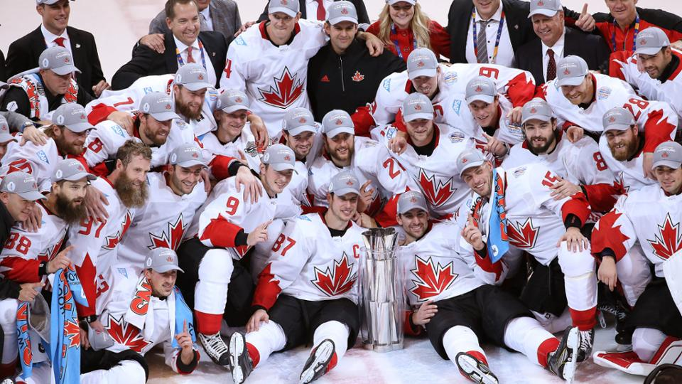Il Canada vince la World Cup of Hockey 2016