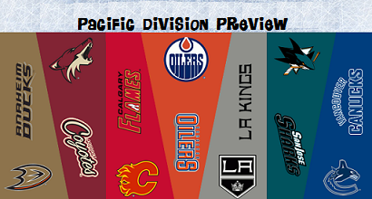 NHL – Pacific Division Preview