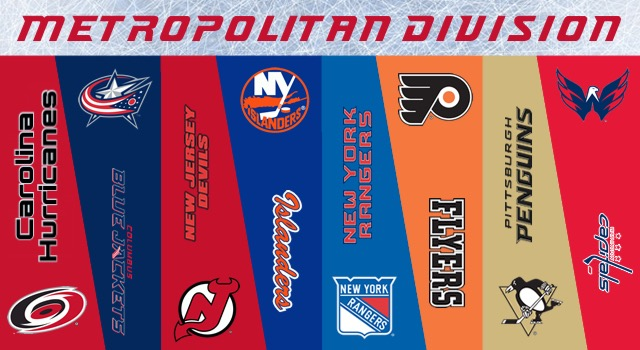 Nhl Metropolitan Division Preview