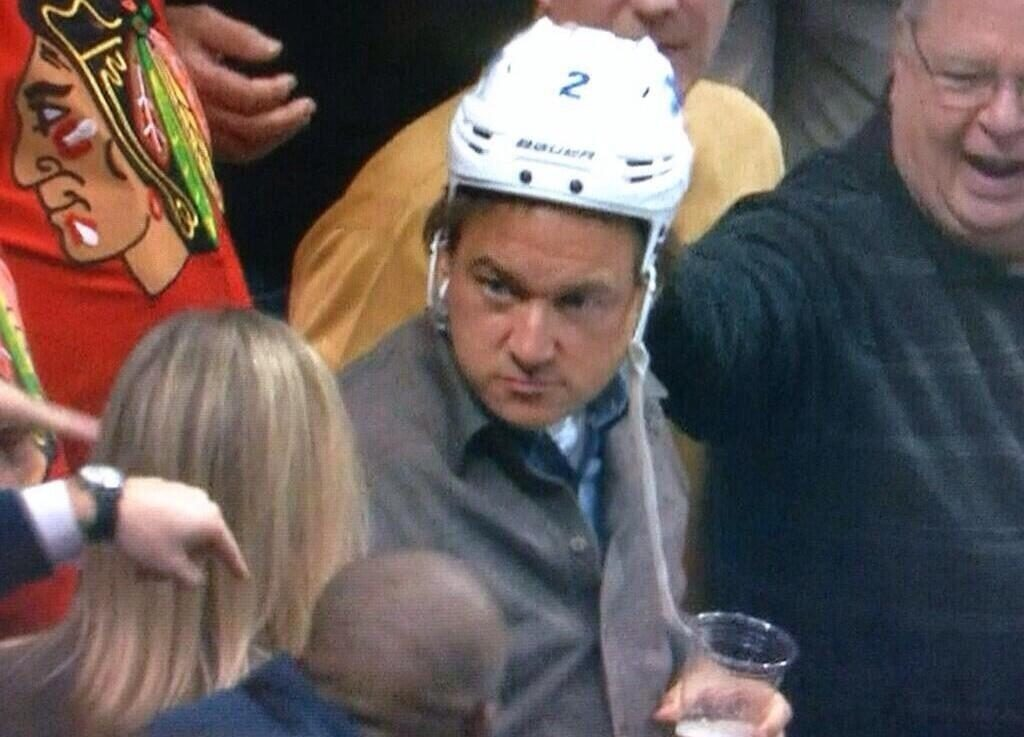 L'ultima riunione di redazione NHL negli uffici di PlayItUsa