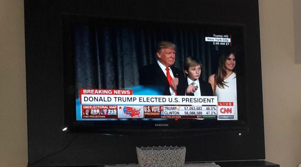 Donald Trump è il nuovo Presidente degli Stati Uniti, il mondo guarda sorpreso
