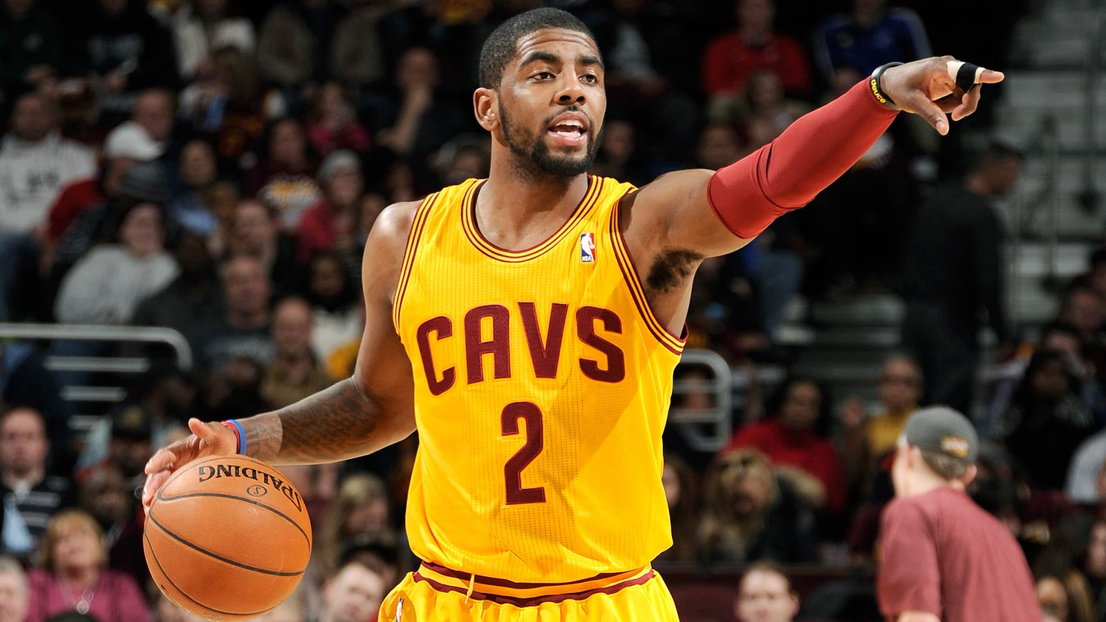 Kyrie Irving Nike Shoe Deal