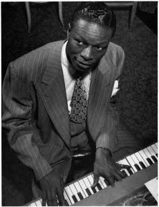 Nat King Cole e il suo piano